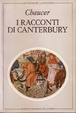 Cover of I racconti di Canterbury