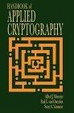 Cover of Handbook of Applied Cryptography
