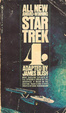Cover of Star Trek 4