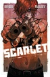 Cover of Scarlet vol. 1