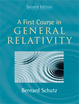 Cover of A First Course in General Relativity