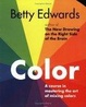 Cover of Color by Betty Edwards
