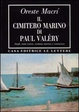 Cover of Il Cimitero marino di Paul Valery