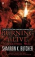 Cover of Burning Alive