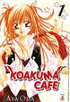 Cover of Koakuma Cafe Vol.1