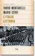 Cover of L'Italia littoria