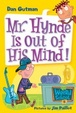 Cover of My Weird School #6: Mr. Hynde Is Out of His Mind!