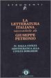 Cover of La letteratura italiana raccontata da Giuseppe Petronio