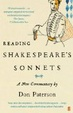 Cover of Reading Shakespeare's Sonnets