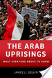 Cover of The Arab Uprisings