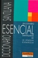 Cover of Diccionario esencial Santillana de la lengua española