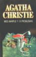 Cover of La señorita Marple y trece problemas