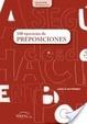 Cover of 100 Ejercicios de preposiciones