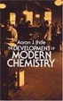 Cover of The Development of Modern Chemistry