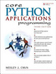 Cover of Core Python Applications Programming