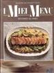 Cover of I miei menu