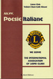 Cover of Poesie italiane