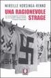 Cover of Una ragionevole strage