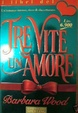 Cover of Tre vite un amore