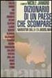 Cover of Dizionario di un paese che scompare