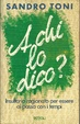 Cover of A chi lo dico?