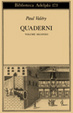 Cover of Quaderni