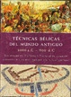 Cover of Técnicas bélicas del mundo antiguo