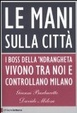 Cover of Le mani sulla città