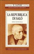 Cover of La Repubblica di Salò