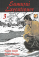 Cover of Samurai Executioner vol. 3