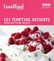 Cover of 101 Tempting Desserts