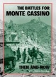 Cover of The Battles for Monte Cassino Then and Now