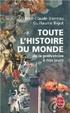 Cover of Toute l'histoire du monde