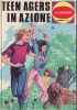 Cover of Teen-agers in azione