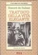 Cover of Trattato della vita elegante
