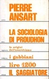 Cover of La sociologia di Proudhon