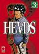 Cover of Heads vol. 3