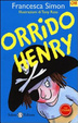 Cover of Orrido Henry. Con adesivi