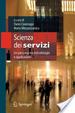 Cover of Scienza dei servizi