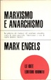 Cover of Marxismo e anarchismo