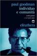 Cover of Individuo e comunità