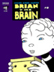 Cover of Brian The Brain n. 8