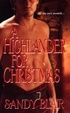 Cover of A Highlander for Christmas
