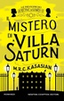 Cover of Il mistero di villa Saturn