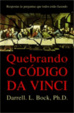Cover of Quebrando o Código da Vinci