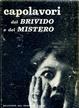 Cover of Capolavori del brivido e del mistero