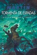 Cover of Tormenta de espadas