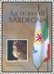 Cover of La storia di Sardegna