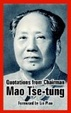 Cover of Quotations from Chairman Mao Tse-Tung