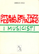 Cover of Storia del Jazz moderno italiano